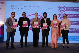 IET India host first edition of Engineering the Future of Work
