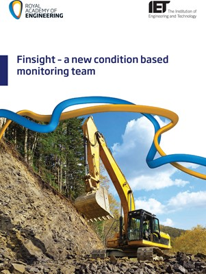IET and RAEng factfile: Finsight – a new condition based monitoring team