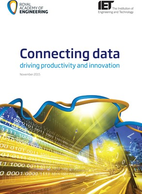 IET and RAEng factfile: Connecting data: driving productivity and innovation