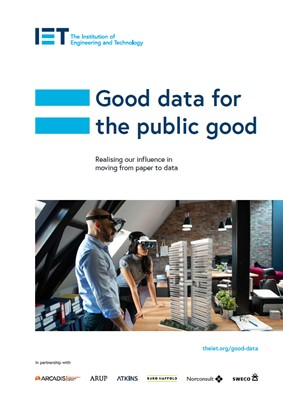 IET factfile: Good data-for the public good
