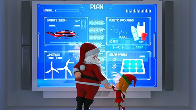 Watch our Santa Loves STEM video and join in this years' challenge to help Santa #SaveTheNorthPole!