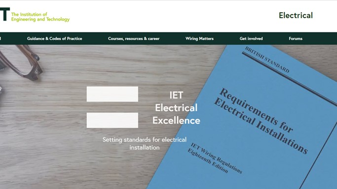 Find all our resources for the electrical industry on our new-look dedicated website