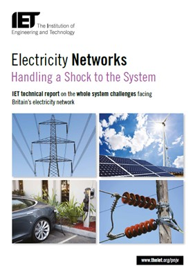 IET factfile: Electricity networks - handling a shock to the system (technical report)