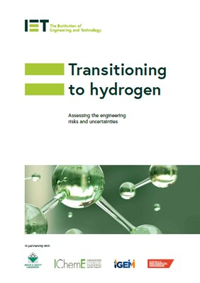 IET factfile: Transitioning to hydrogen - main report