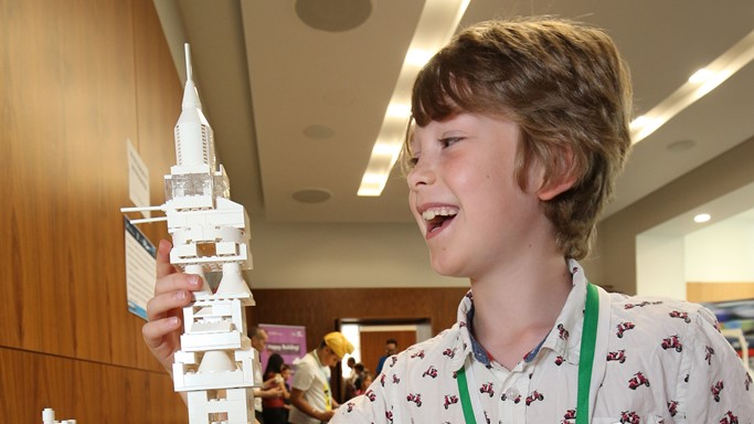 This year's Engineering Open House Day saw young people and their parents attend more than 50 events across the UK to experience the fascinating world of engineering and technology to see first-hand the range of exciting careers on offer in these fields.
