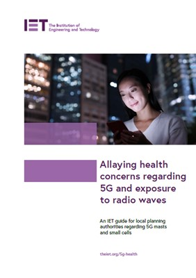 IET factfile: Allaying health concerns regarding 5G and exposure to radio  waves