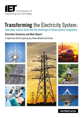 IET factfile: Transforming the electricity system - main report