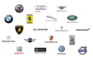 Image showing Sytner partner logos